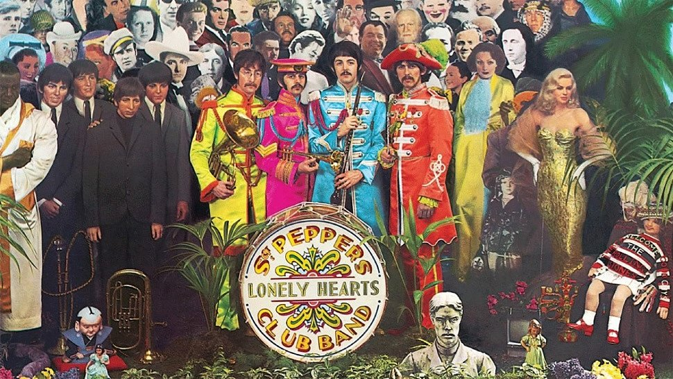 Sgt Pepper's Lonely Herts Club Band - самая дорогая обложка альбома